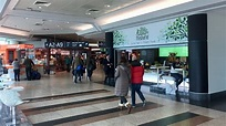 Terminal 2, Václav Havel Airport, Prague, Czech Republic ...