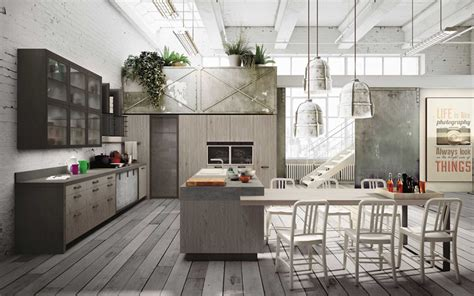 loft keuken de perfecte open keuken