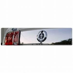HossRods.com | Ford Mustang Rear Fascia Trim - Ultra-Chrome - Auto Accessories | Hot Rod ...