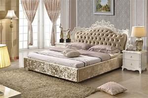Größe King Size Bed : bedroom furniture king size fabric bed brown color made in china prf2802 in beds from furniture ~ Frokenaadalensverden.com Haus und Dekorationen