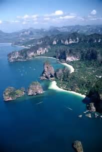 Krabi Thailand Ao Nang Beach