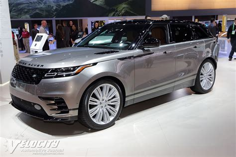 Land Rover Range Rover Velar Picture by 2018 Land Rover Range Rover Velar Pictures
