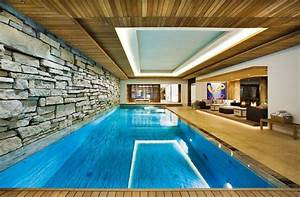 Residential Indoor Pool Designs 20 Homes With Beautiful Indoor Swimming Pool Designs