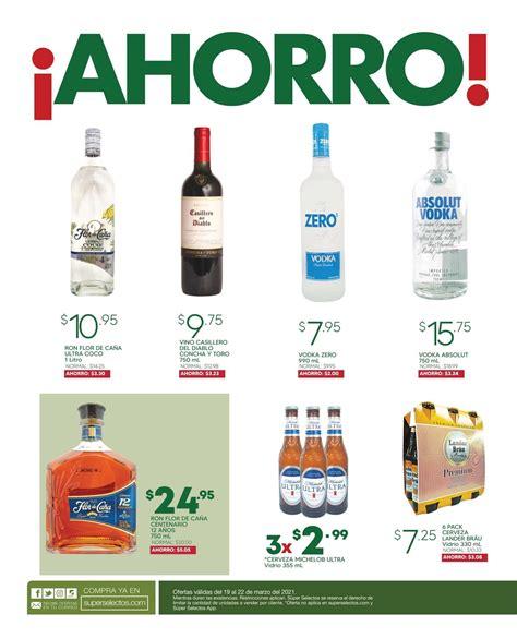 Ahorro para todos en tus bebidas favoritas en Súper ...
