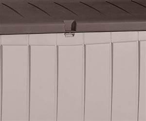 Auflagenbox Mit Sitzfunktion : keter novel auflagenbox 6007n mit sitzgelegenheit ~ Buech-reservation.com Haus und Dekorationen