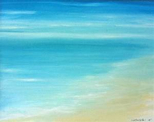 the 25 best ocean paintings ideas on pinterest beach With best brand of paint for kitchen cabinets with ocean scene wall art
