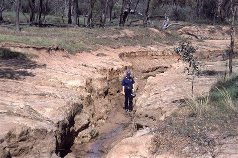 shaped bed erosion and sedimentation
