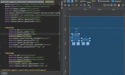 Constraint Layout Example Android Constraints Journaldev Horizontally