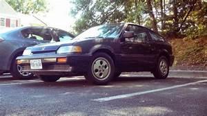 Honda Crx 1986 Si For Sale