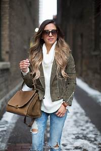 Denim Guide How To Wear Leather Jackets With Jeans | The Jeans Blog