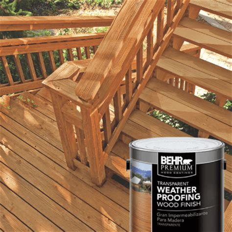 exterior wood stain brands at the home depot