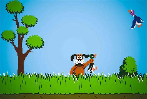 Duck Hunt Coming To Wii U Virtual Console Next Week