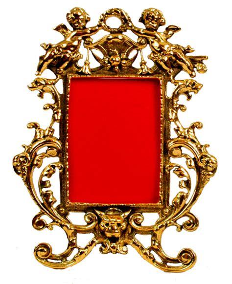 bilderrahmen mit spiegelrahmen barock bilderrahmen spiegelrahmen mit putten r 6