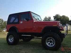 1982 Jeep Cj7 Base Sport Utility 2