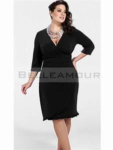 robe noire habillee grande taille With robe de soirée grande taille pas cher livraison rapide