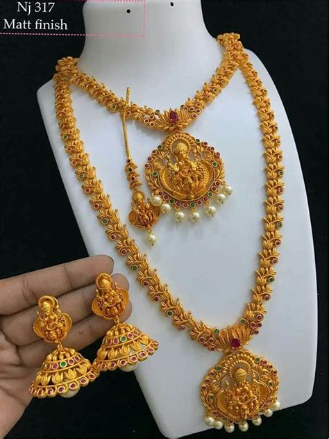 necklace  good gold necklace indian bridal jewelry
