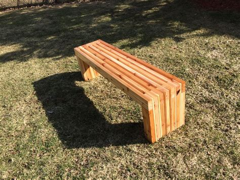 Diy Patio Bench Plans by White Diy Patio Table Bench Diy Projects