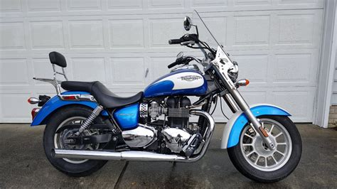 Motorcycle For Sale by 2012 Triumph Bonneville America Motorcycle For Sale