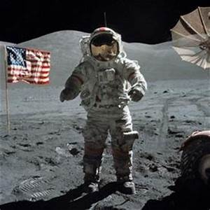 USA Moon Landing Conspiracy Theory - Pics about space