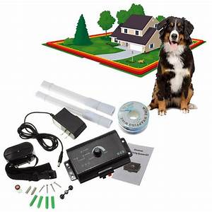 underground in ground waterproof electric dog pet fence With buried electric dog fence