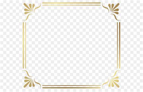 picture frame clip art frame border png image