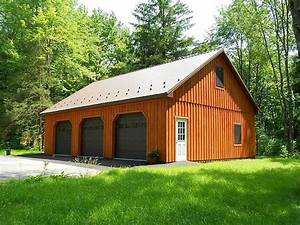 Michigan amish barn builders metal buildings michigan for Amish pole barn builders michigan