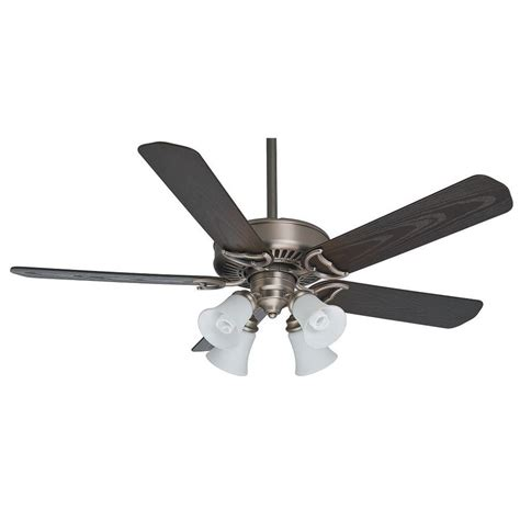 casablanca ceiling fan remote shop casablanca 54 in antique pewter indoor outdoor