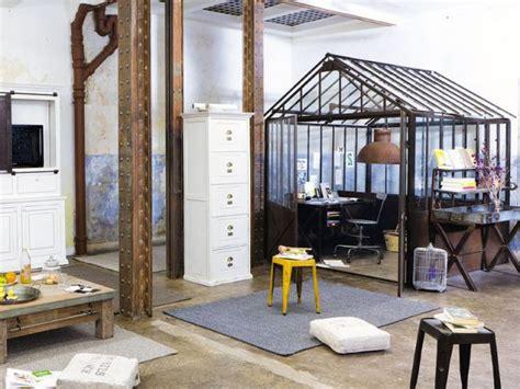chambre style usine 10 pièces au look industriel
