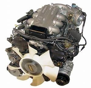 1989-1995 Mazda Mpv V6 Engine