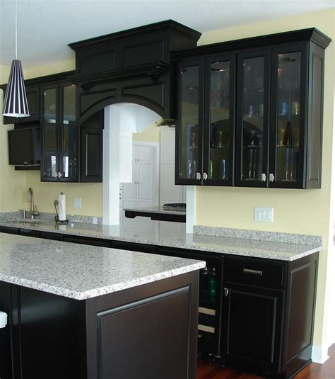 ideas for kitchen cabinets 23 beautiful kitchen designs with black cabinets page 3 of 5