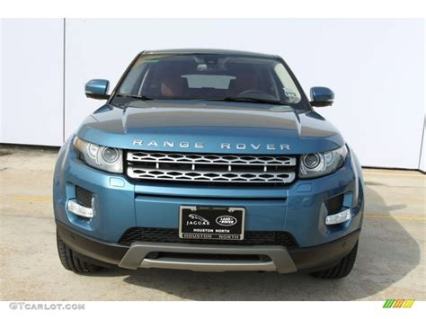 blue land rover 2012 mauritius blue metallic land rover range rover evoque
