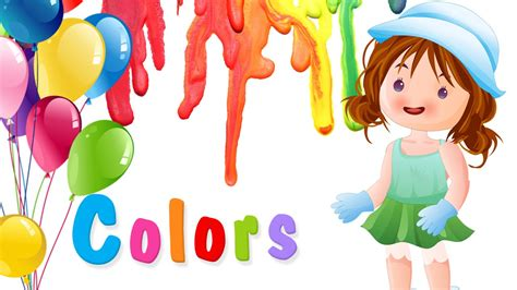 Learn about Different Types Of Colors Fun & Educational