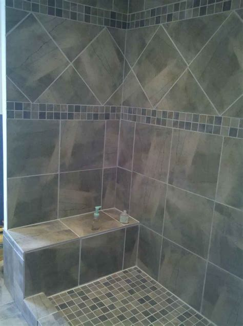 bathroom floor and wall tiles ideas the best tile for shower floor that will impress you with