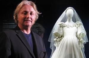 Princess Diana's wedding dress designer David Emanuel on ...