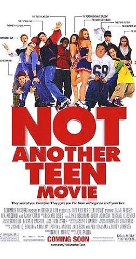 Not Another Teen Movie (2001) Imdb