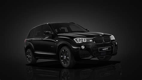 Bmw X3 Wallpapers by Bmw X3 Blackout Edition Wallpaper Hd Car Wallpapers Id