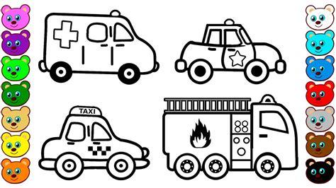 Starting The Car Cartoon