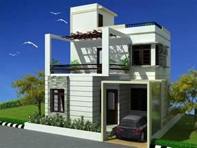 Small Duplex House Design