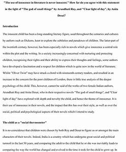 National integration essay in english