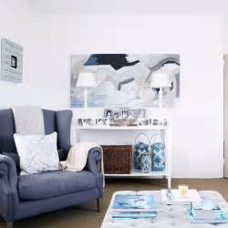 Great Colors For Living Rooms by Living Room Decorating Ideas In Nautical Decor