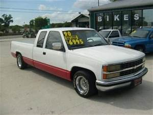 Buy 1990 Chevrolet 1500 LOWERED RALLY WHEELS RUNS GREAT FT