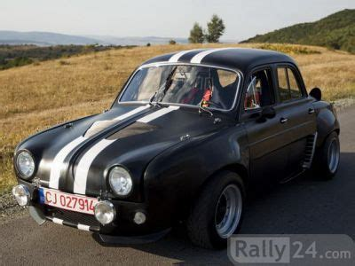 renault dauphine convertible renault dauphine proto rally cars for sale