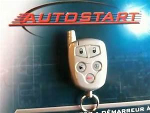 Autostart 2 Way Remote Starter