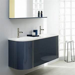 meuble salle de bain double vasque baila meuble salle de With salle de bain design avec meuble salle de bain double vasque 140