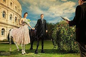 Picture Of Very Creative And Unique Wedding Photography