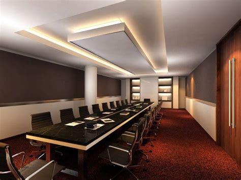 gambar  ide desain ruang meeting modern arsitag
