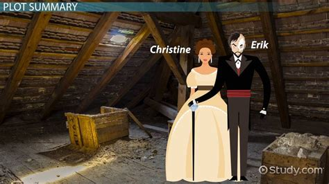 phantom   opera summary characters analysis