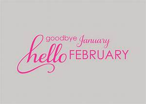 Hello February Quotes. QuotesGram