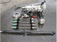 Transmission Parts Inventory of PreOwned Vehicles