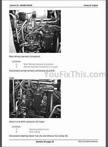 John Deere 5083e  5093e  5101e   Limited Repair Manual